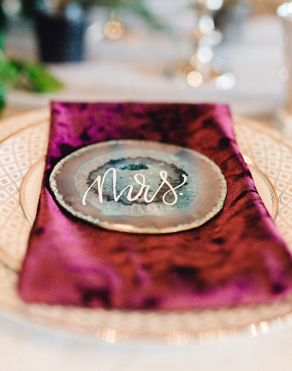 Wedding decorations beach december 2018 Velvet napkins It Takes Two Planning u Events is Passionate About