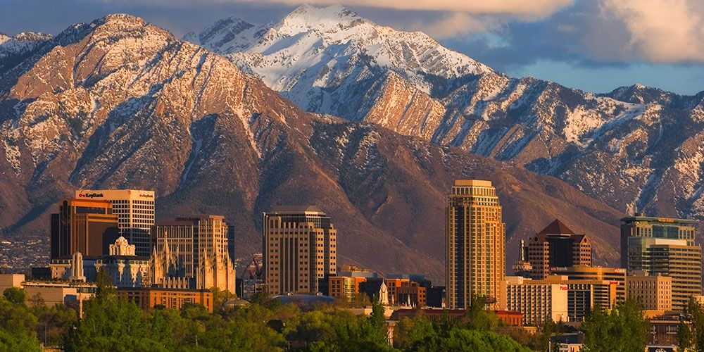 3 Reasons Why Salt Lake City Isn T As Uptight As You Think Salt Lake City Utah Downtown Salt Lake City Downtown Salt Lake City Hotels
