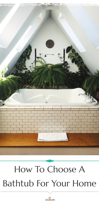 How To Choose A Bathtub For Your Bathroom Boho Bathroom