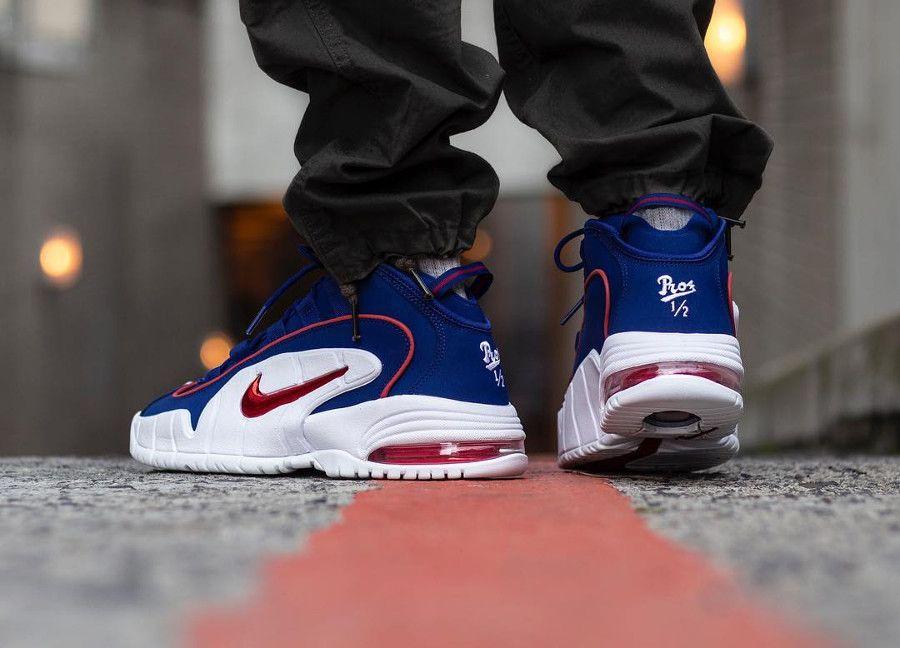38d98630c09a4 Retrouvez notre avis sur la chaussure Nike Air Max Penny 1 Lil Penny (Deep  Royal