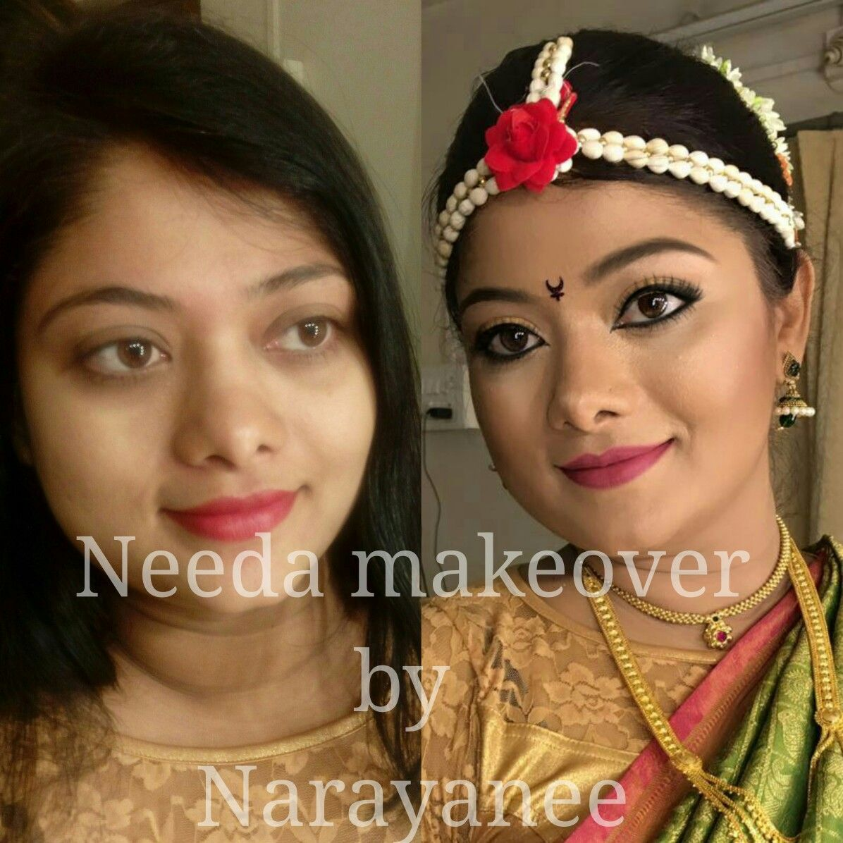 South Indian Baby Shower Makeup Makeupview Co
