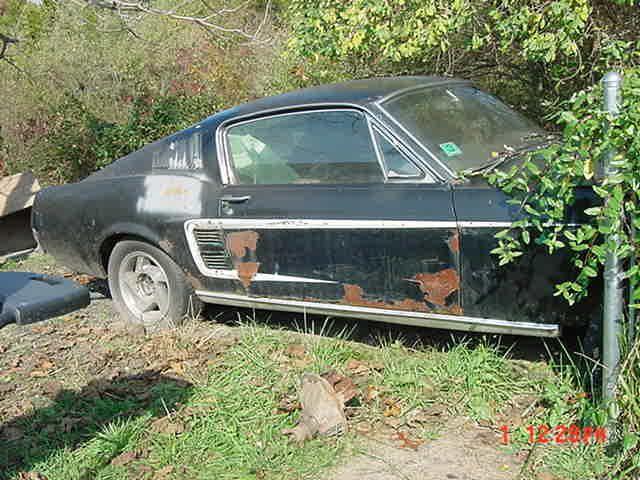 1967 Mustang GTA S Code Fastback