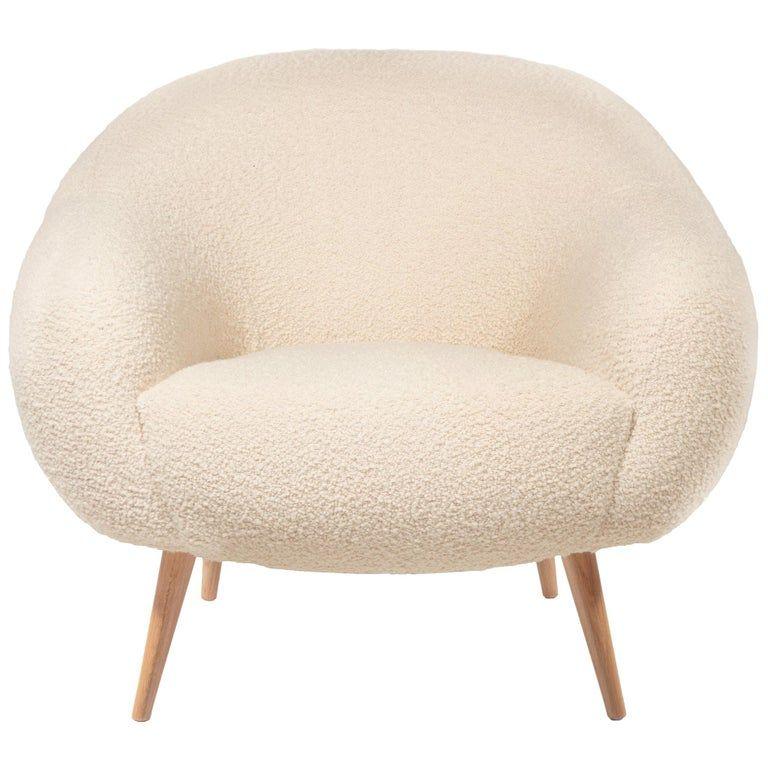 Oscar Niemeyer Midcentury 1950s Inspired Boucl 233 Fabric