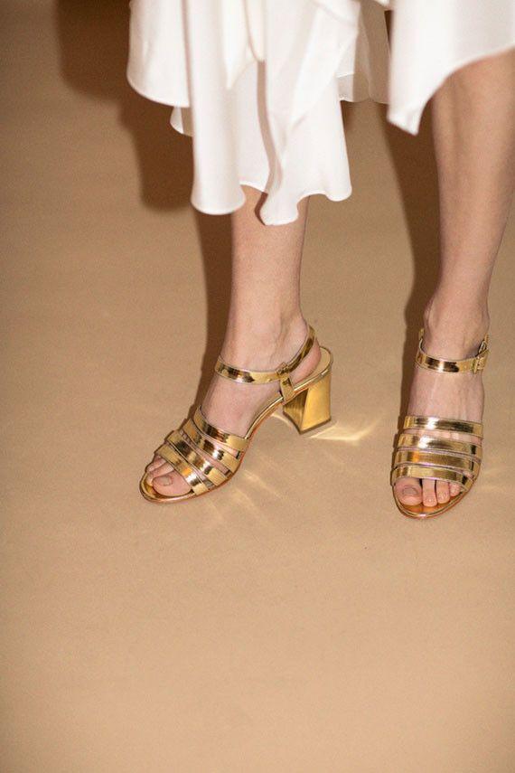 MARYAM NASSIR ZADEH Strappy block heel sandals UkS4yT