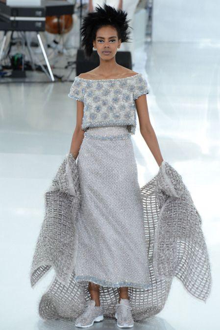 Chanel Slideshow on Style.com