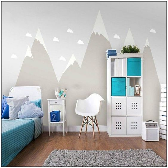 113 best geometric wall art paint design ideas page 45 on best wall color for artwork id=49706