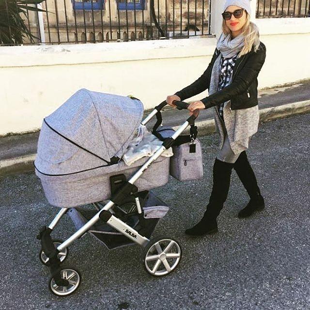 Thanks Pet Raa Abcdesign Thinkbaby Abcdesign Salsa4 Salsa4 Salsa Kinderwagen Stroller Pram Strolling Mot Stroller Baby Strollers Silver Cross Prams