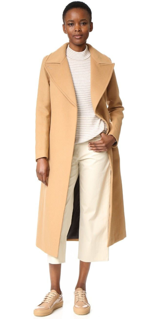 Mackage Babie Wrap Coat | SHOPBOP