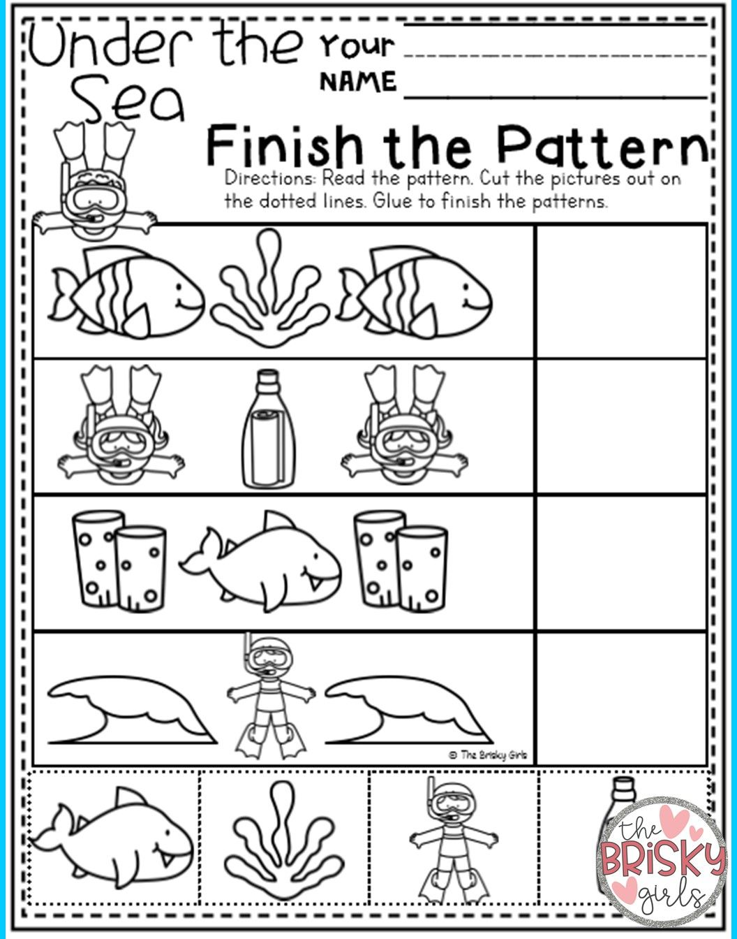 Preschool Summer Packet Prek Summer Packet Preschool