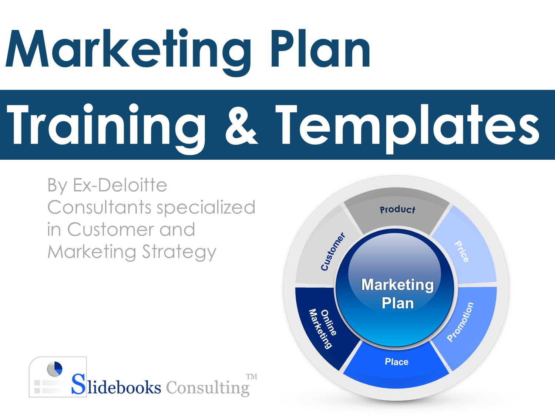 Strategy template marketing online Online Marketing