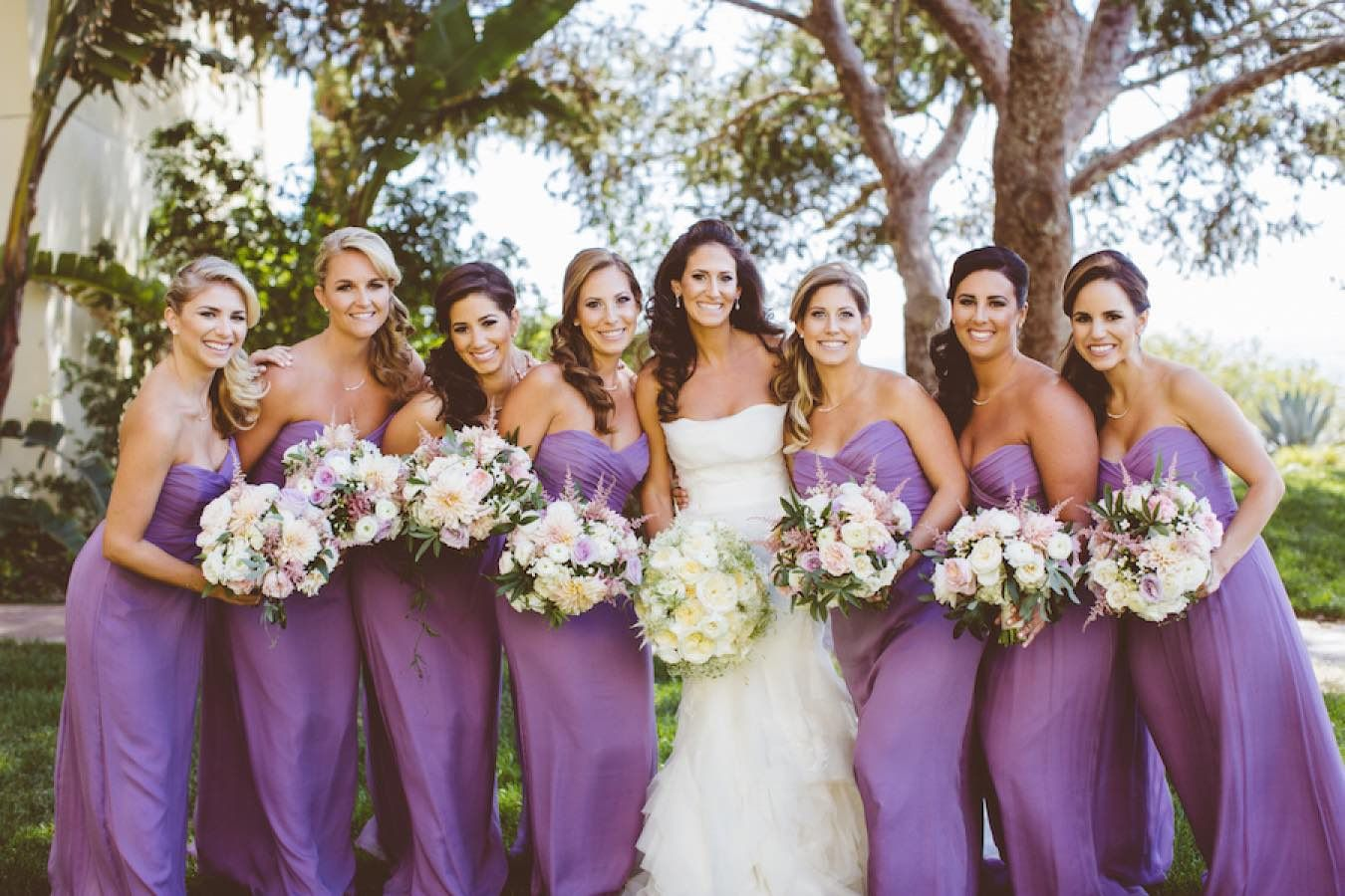 This dreamy california wedding will take your breath away can we say va va voom get ready for a swoonfest as this california wedding ombrellifo Images
