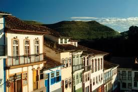 Ouro Preto, em Minas Gerais -