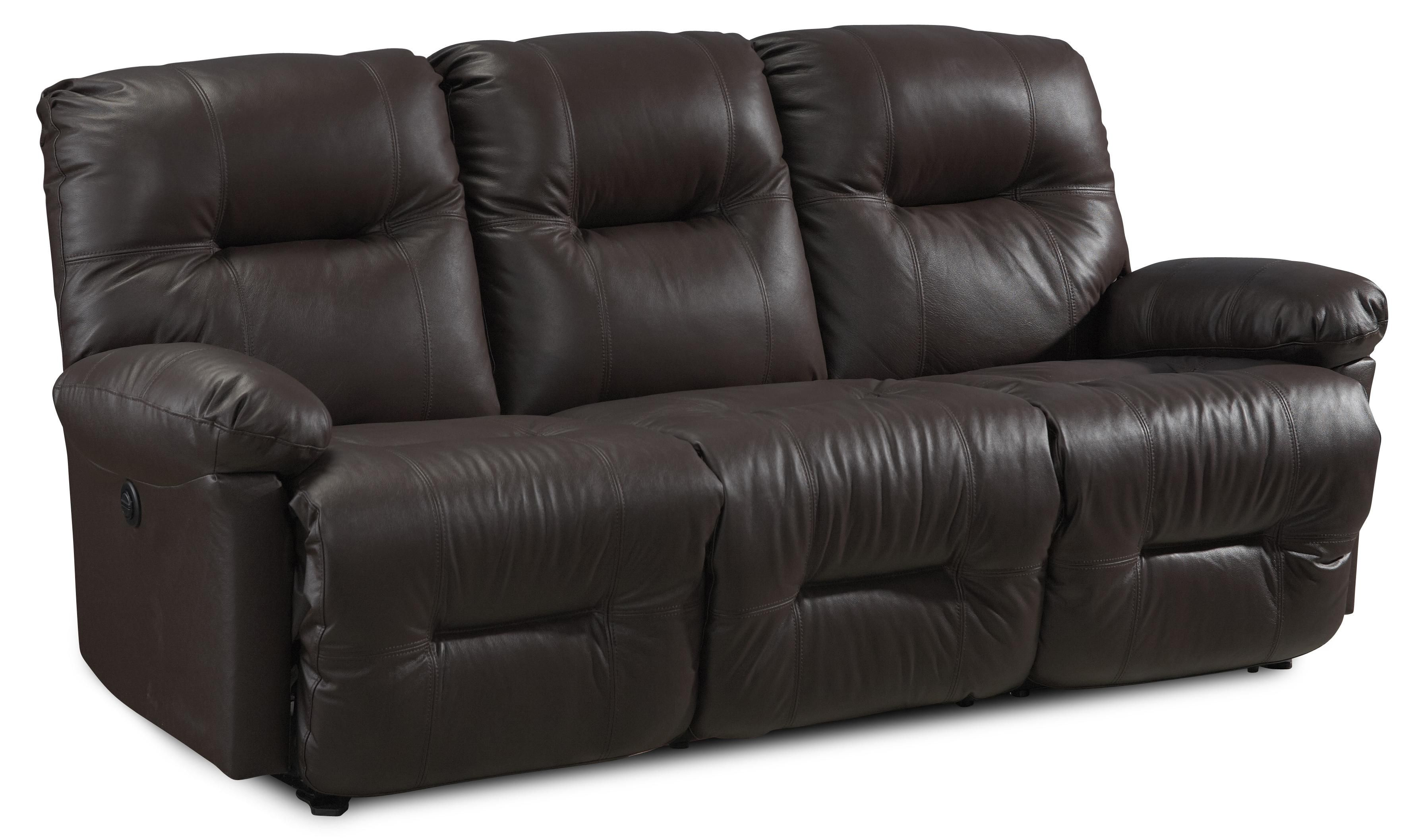Best Home Furnishings Zaynah Casual Power Motion Sofa with Pillow