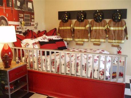 25 Best Firefighter Room Ideas On Pinterest Firefighter Decor Firefighter