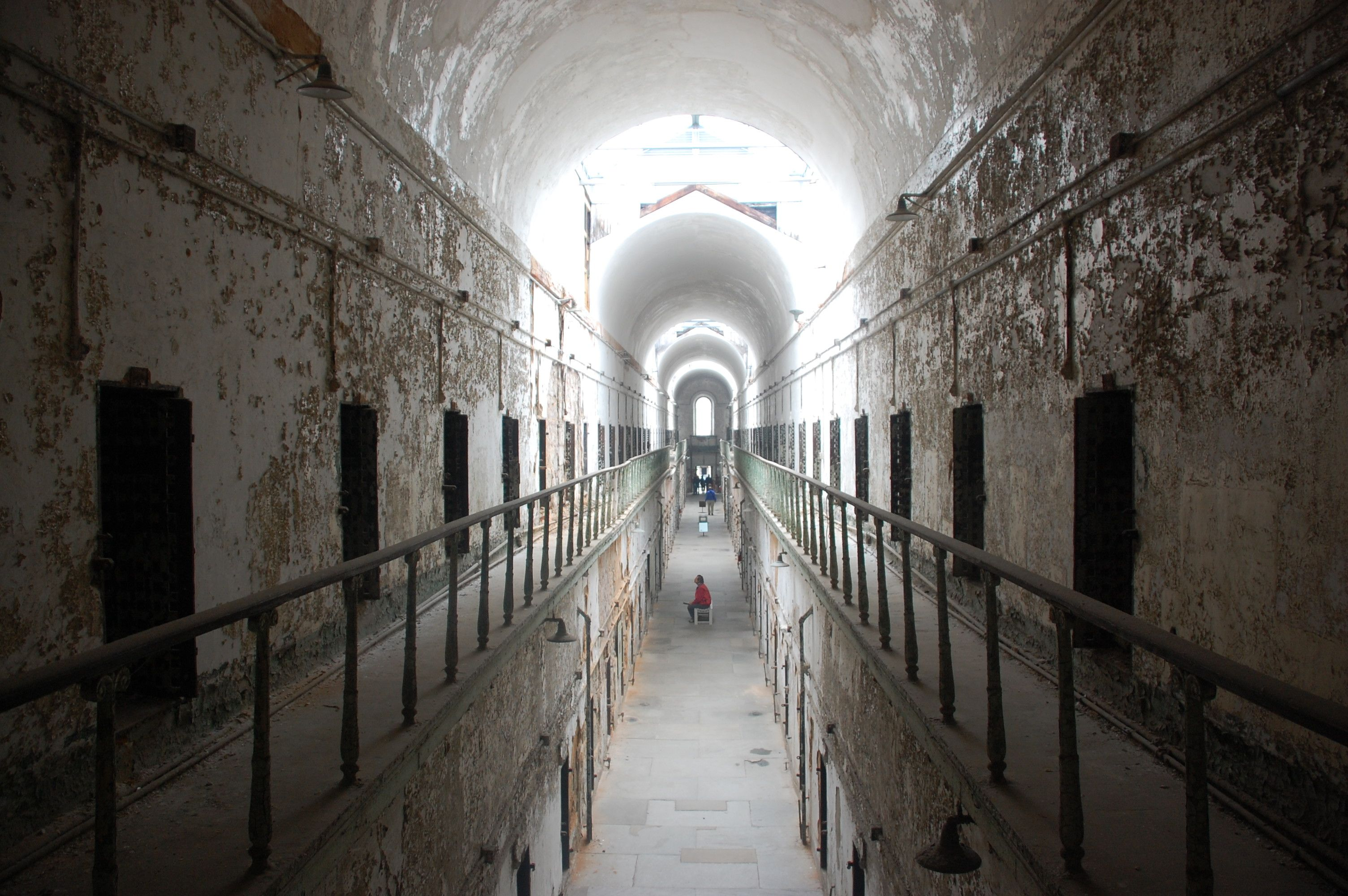 al capone ghost at alcatraz penitentiary al capone