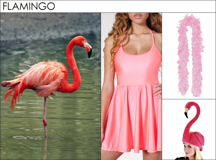 8 non slutty halloween costumes for 2014 - Halloween Costume Pink Dress