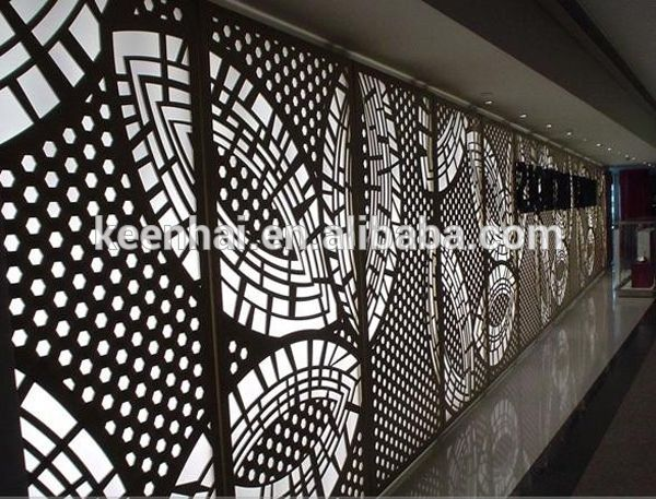 Laser Cutting Aluminium Decorative Outdoor Perforated Metal Wall Cladding  Panels   Buy Perforated Metal Wall Cladding Panels,Outdoor Wall Panels, Decorative ...