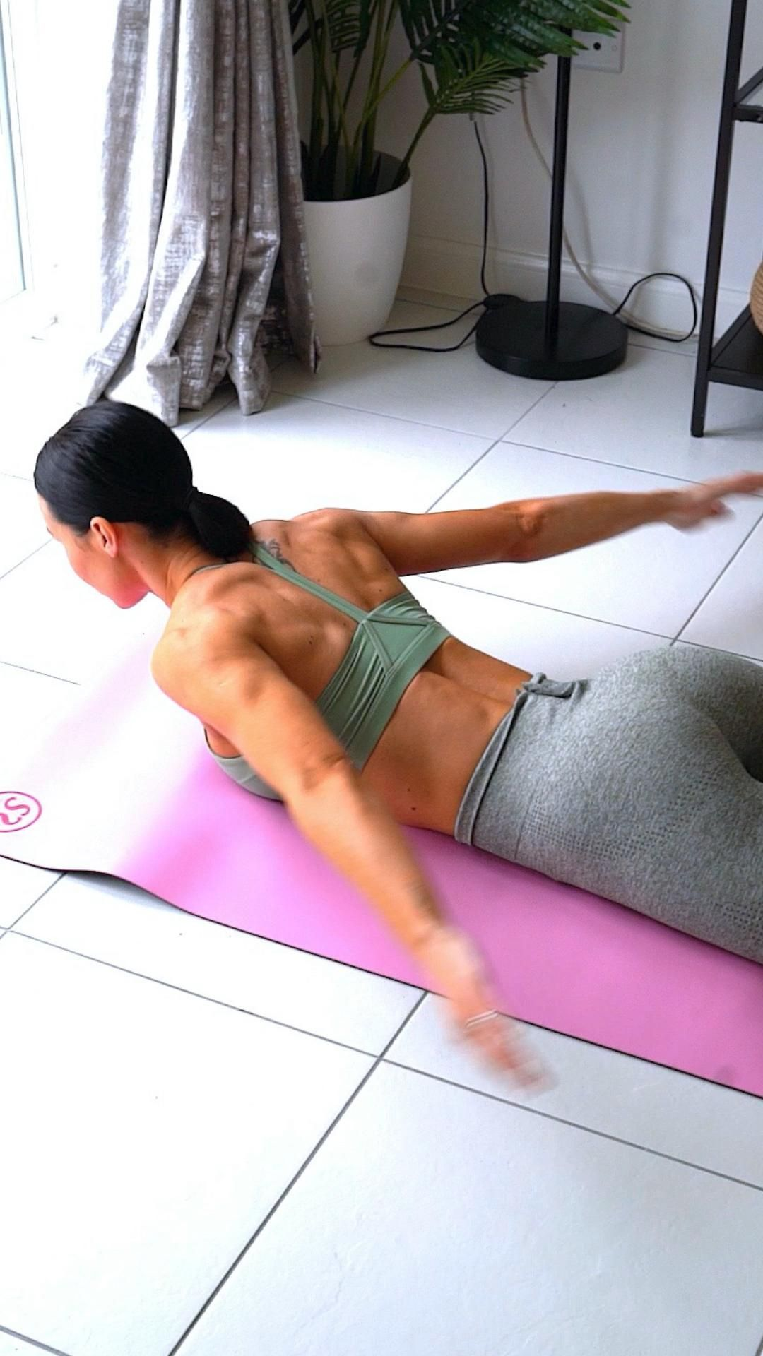 Back At Home | Workout
