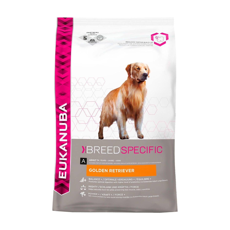 Eukanuba Golden Retriever Dog Food Recipes Dog Food Container