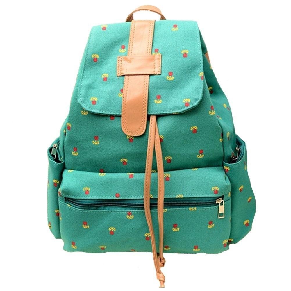 7456b14af Bolso Morrales Backpack Cartera Forever21 Vintage Importados - BsF ...