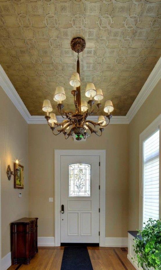 Cmo tener un techo de estilo vintage en tu hogar