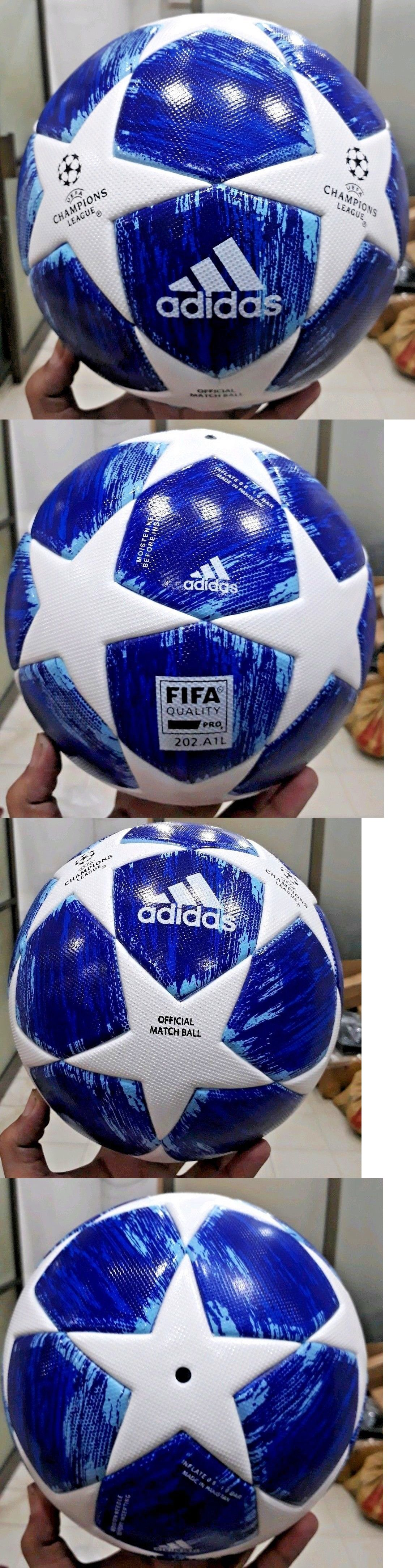 c6174f2524e Balls 20863  New Adidas Uefa Champions League - Official Soccer Match Ball  2019 Size 5 -  BUY IT NOW ONLY   49.99 on  eBay  balls  adidas  champions   league ...