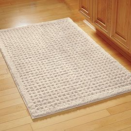 Machine Washable Vista Area Rugs Pure Cotton Comfort In A Practical Nonslip Rug That S