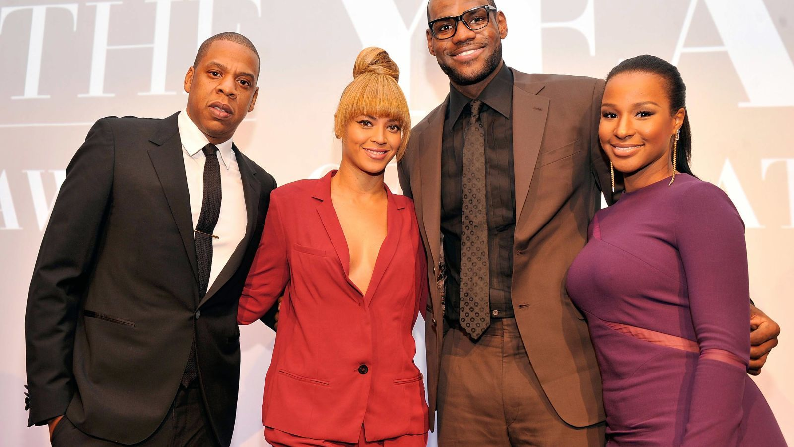 Successful black men white women