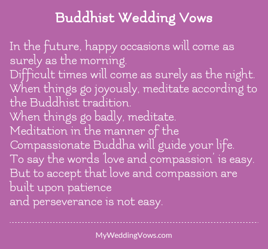 difficult times will come as surely as the night when things go joyously meditate according to the buddhist tradition