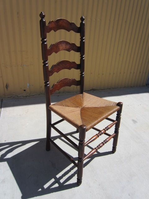 American Antique Ladder Back Chair Furniture - American Antique Chairs - Best 2000+ Antique Decor Ideas