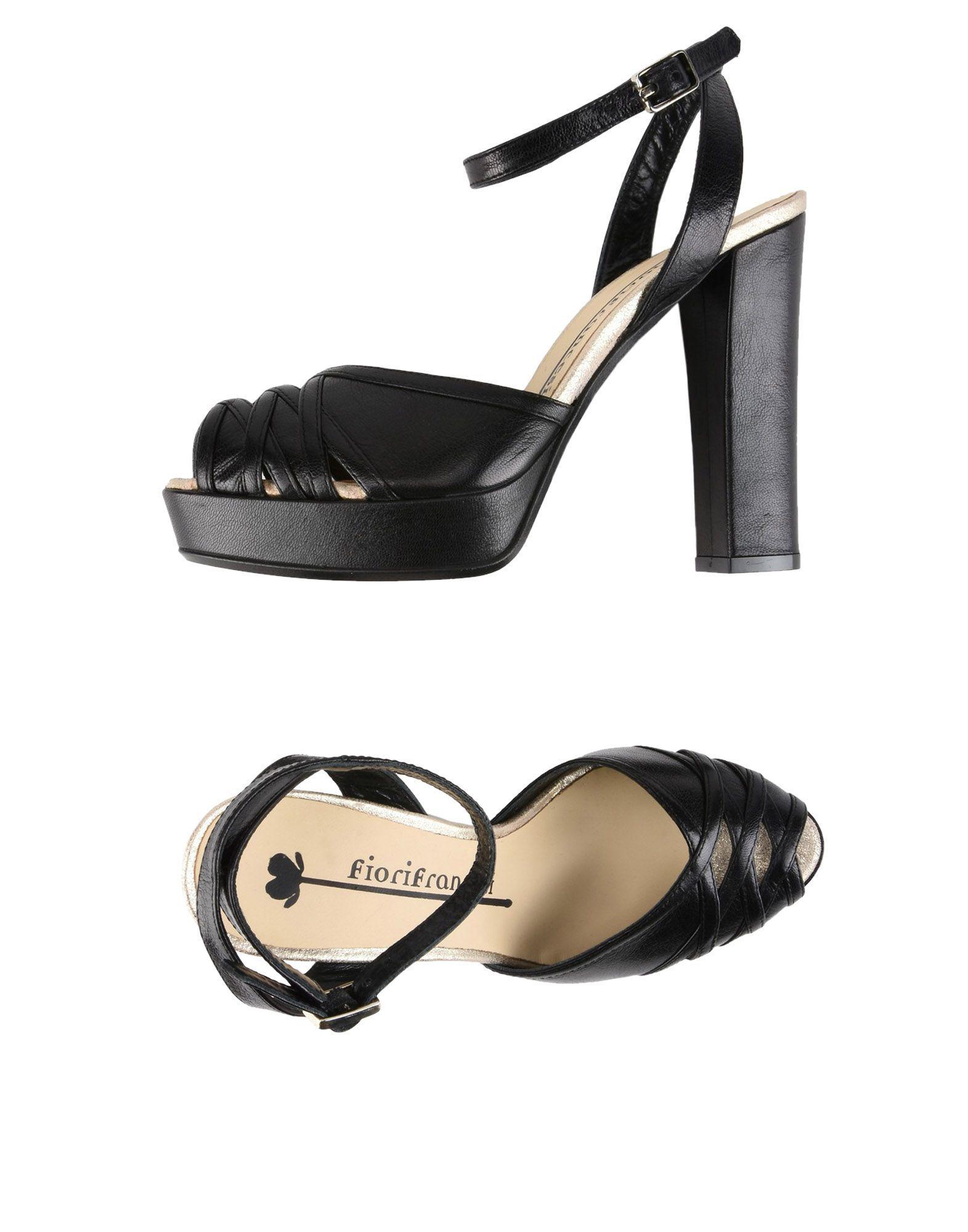 FOOTWEAR - Sandals Fiorifrancesi TJZ5xTJN