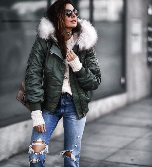 Cold outfit esentials