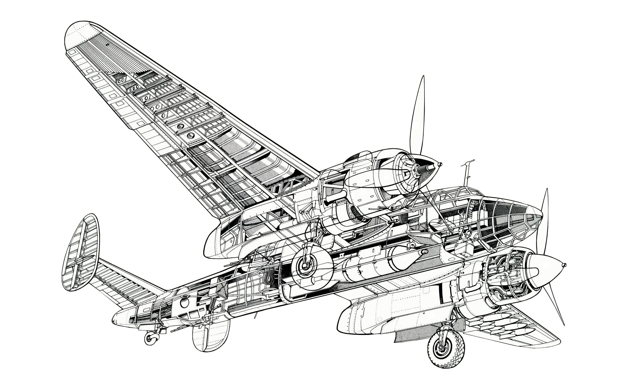 Pin By John Nelson On Aircraft Diagrams Amp Cutaways In