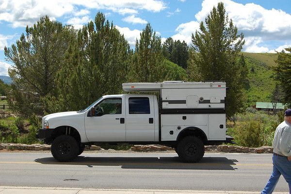 Enclosed Bed Google Search: Royal Sport Dually Utility Body - Google Search