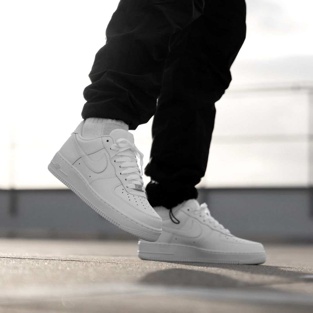 Nike Air Force 1 07 in weiss 315122 111 | everysize | Nike