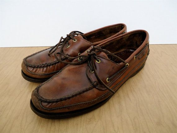 Man Shoes Loafers Classic Style Leather Boat Moccasins