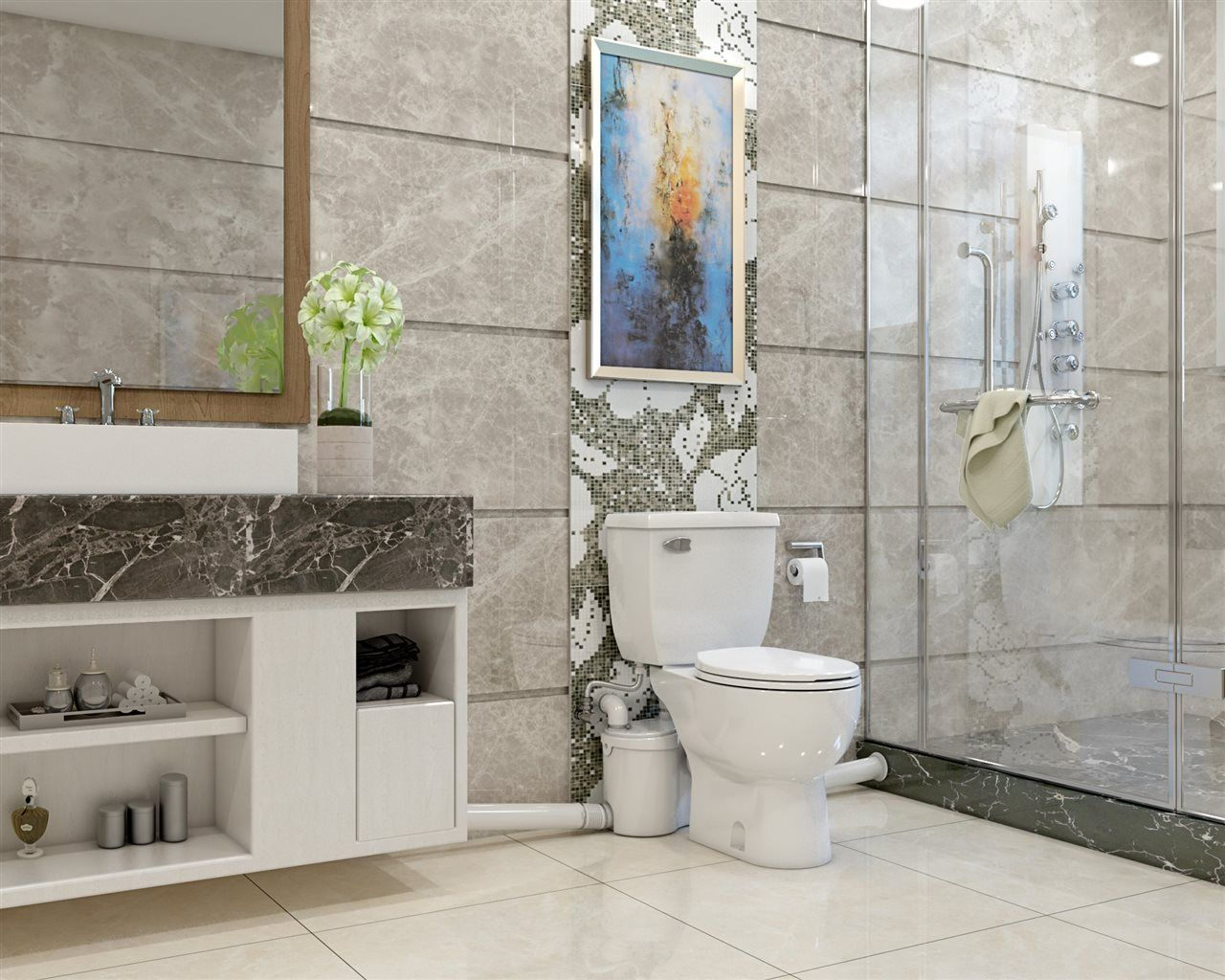 Whether You Plan To Sell Your Home Soon Or You Simply Want To Make Your Property More Modern And Livab Add A Bathroom Kitchen And Bath Design Bathroom Addition