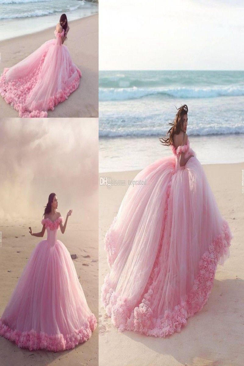 695ed642b2711 259.00   Luxurious Ball Gown Wedding dress Bridal Gown Custom Size 4 6-8-10- 12-14-16 18++ ❤ #luxurious #ball #gown #wedding #dress #bridal #custom #size  ...