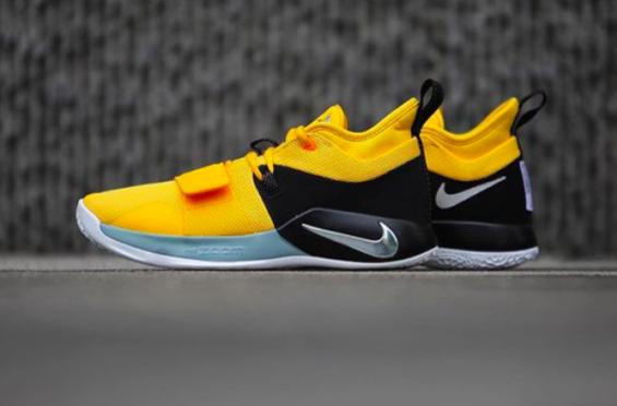 Nike PG 2.5 Yellow Black Releasing In