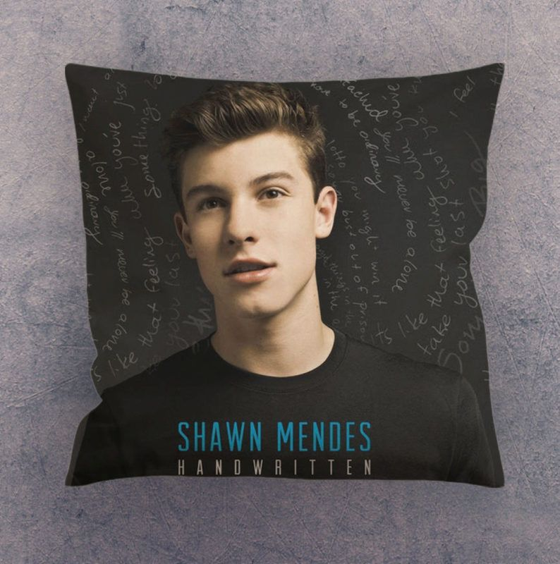 Pillow cases - Shawn Mendes Handwritten | @giftryapp