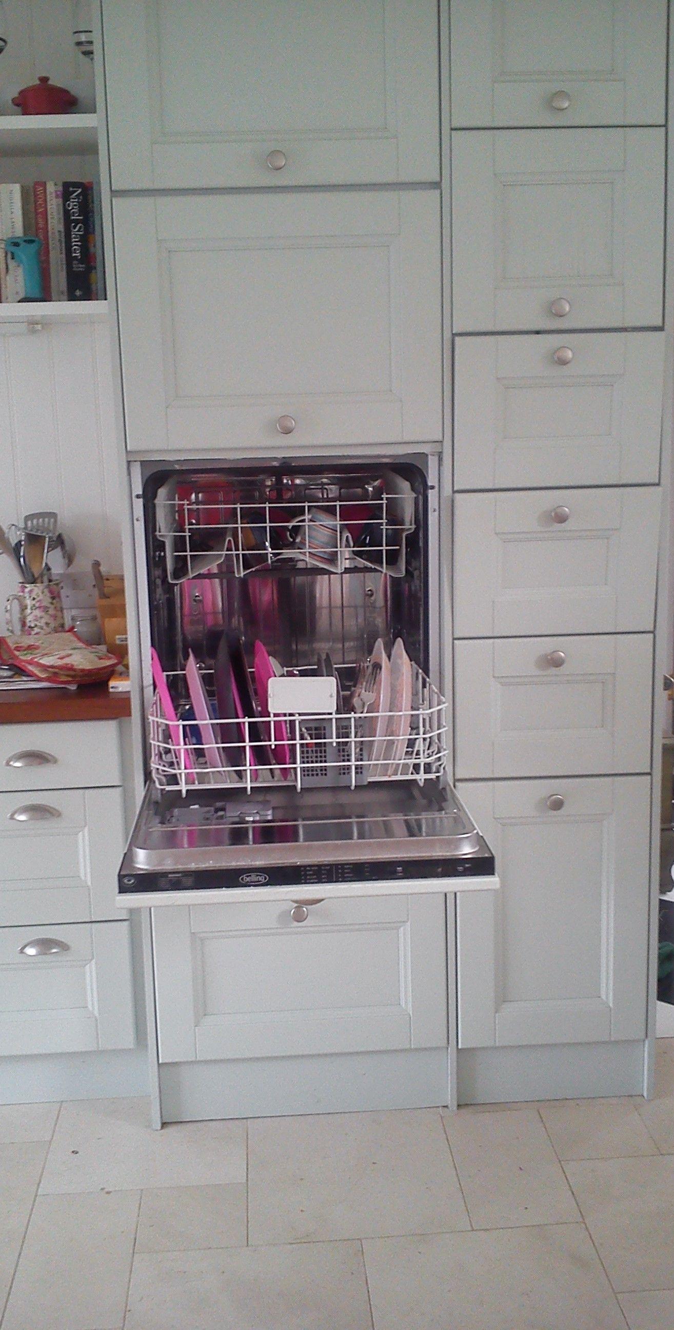 Best Raised Dishwasher No More Bending Kitchen Dishwasher 400 x 300