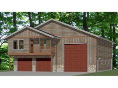 44x48 House 3 Bedroom 3 Bath 1 645 sq ft PDF Floor Plan Instant Download Model 5O