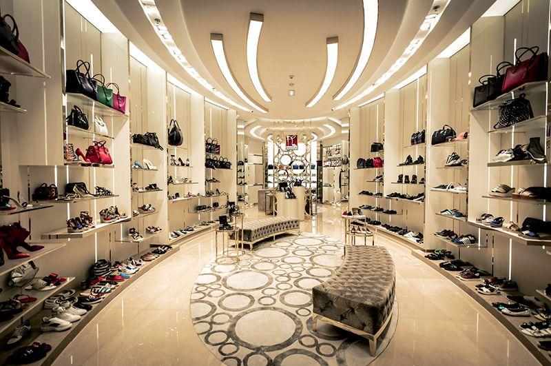 Opera Shoes - Mall of Emirates | Indoor Lighting