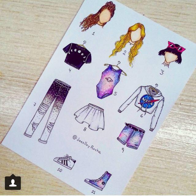 #Galaxy #fashion