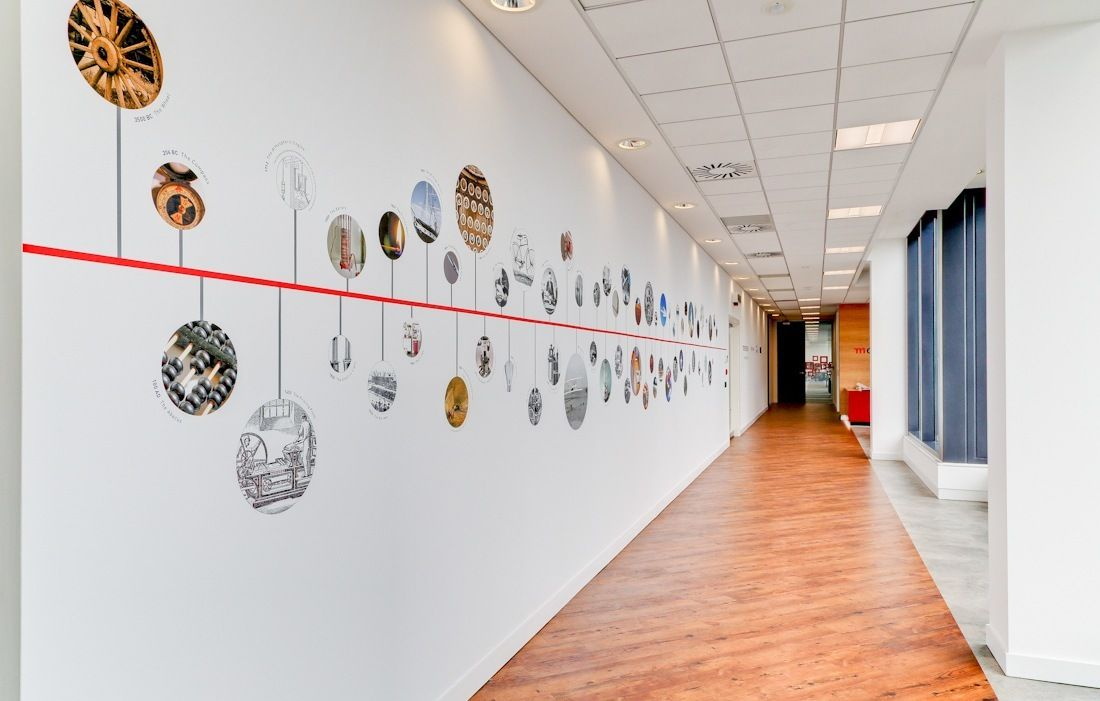 A Look Inside Momentum Financial Technology's Cool New Office