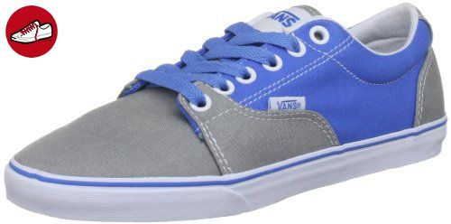 d58755803d Vans Kress Ladies Shoe - 2 Tone Grey French Blue - UK 6 ( Partner ...