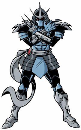 Tmnt Thursdays Shredder And His Henchmen Ninja Turtles