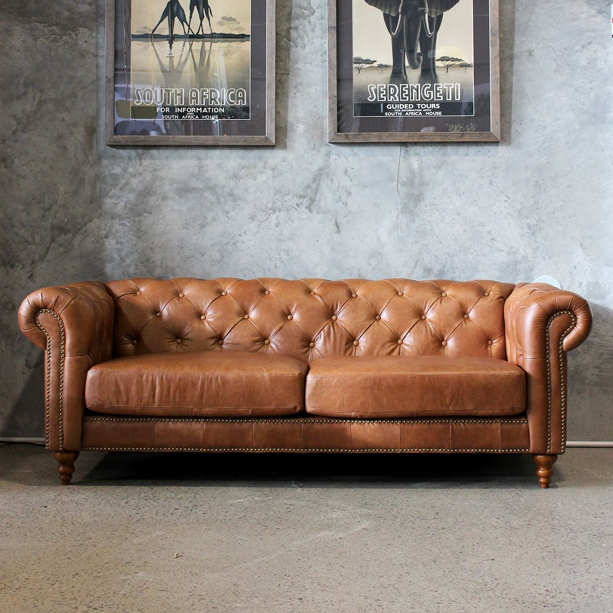 Leather Sofa New Zealand Stanley Chesterfield Sofa Loft Furniture New Zealand About The