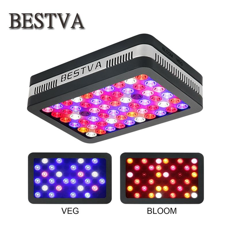 Bestva Led Grow Light Elite 600w Full Spectrum For Indoor Greenhouse Grow Tent Plants Grow Led Light Veg And Bloom Indoor Greenhouse Led Grow Lights Greenhouse