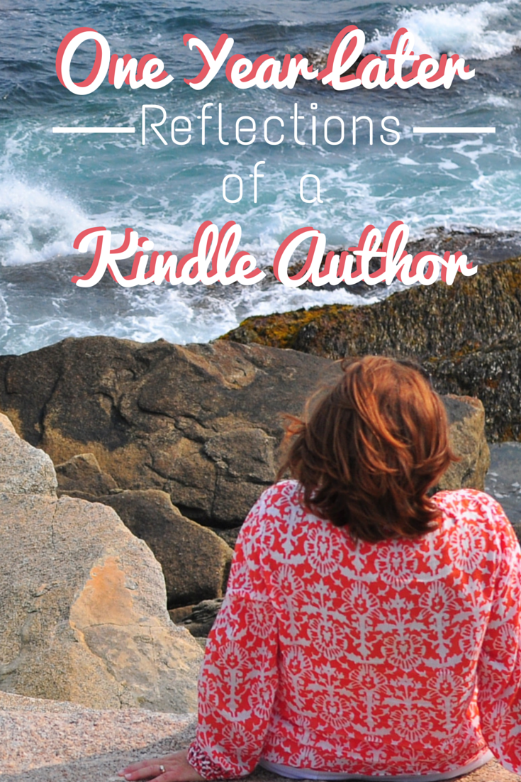 One Year Later - Reflections of a Kindle Author - downloads, marketing, niches, and more. #kindle #authors #marketing #amazon